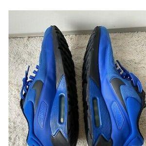 Nike Air Max 90 Ultra Hyper Cobalt Mens 13 Sneaker